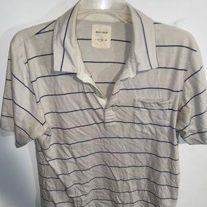 Nice Billy Reid polo shirt
